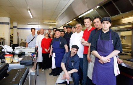 Les cuisiniers autistes de La Bourguette