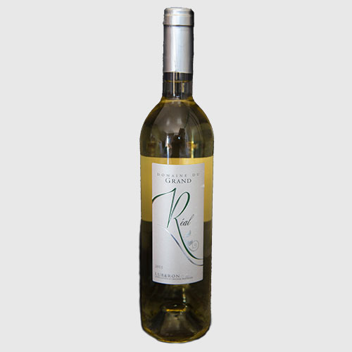 vin blanc bourguette