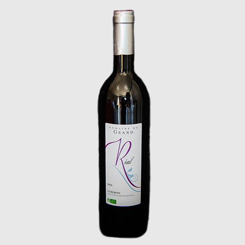 vin rouge 2018 bourguette