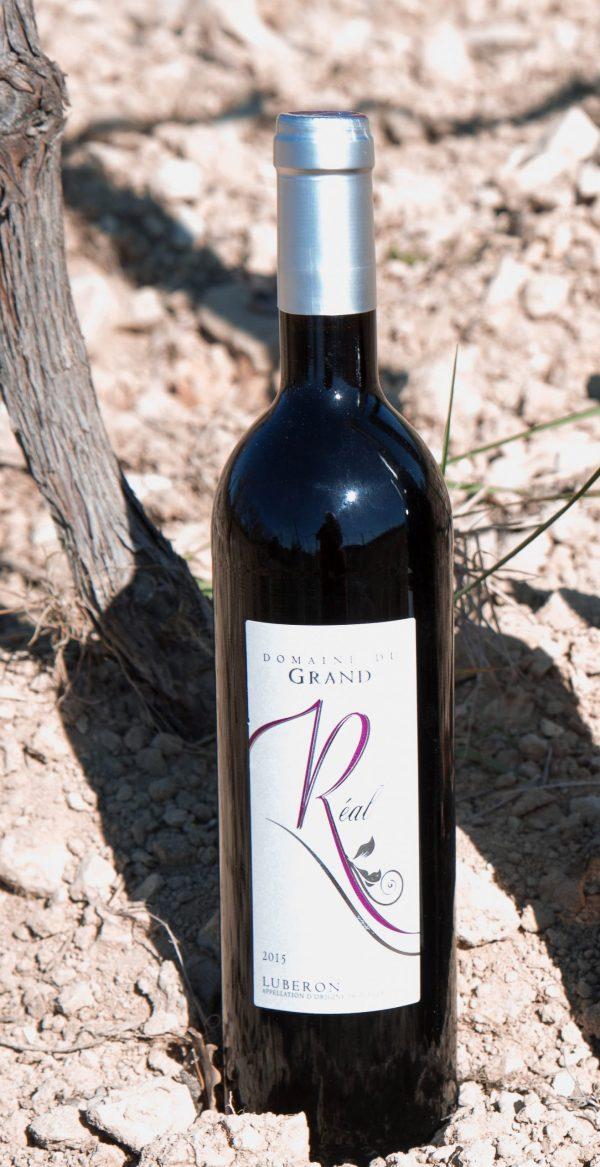 vin rouge 2015 bourguette