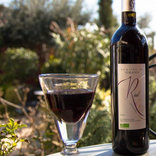 vin rouge 2016 bourguette