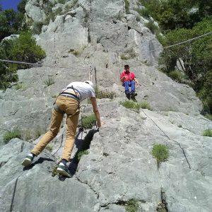 L'escalade ou comment prendre un peu de hauteur!