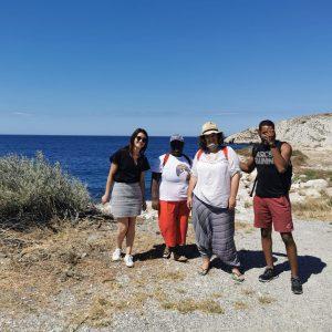 IME La Bourguette: Sortie à l'île du Frioul