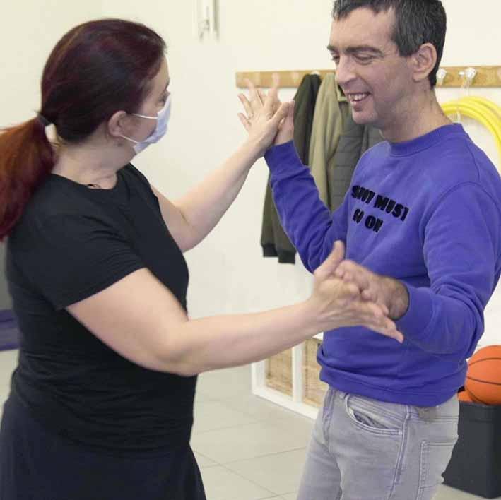 Création Danse Simiane